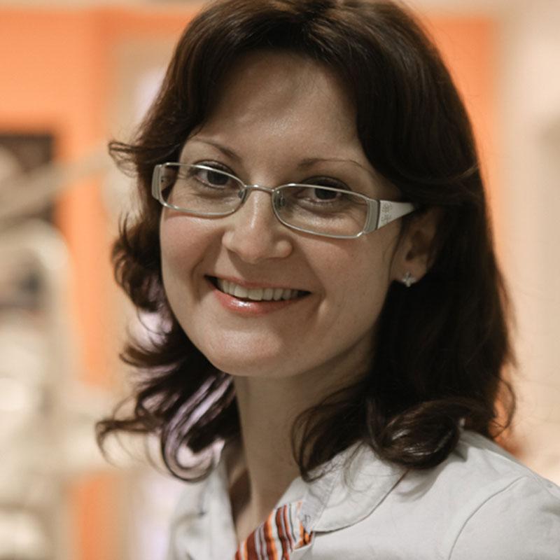 Dr. IRINA ABRAMOVA