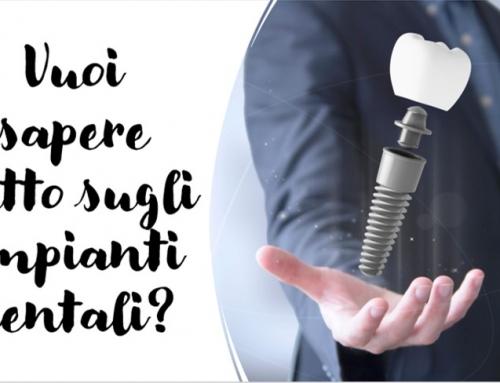 Presto disponibile un Canale Youtube sugli Impianti dentali